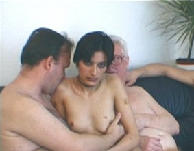 gangbang party nasser orgasmus