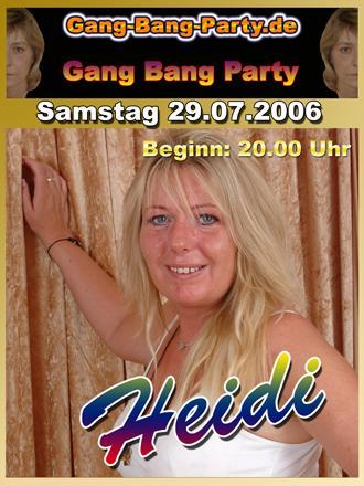 Heidi gang bang